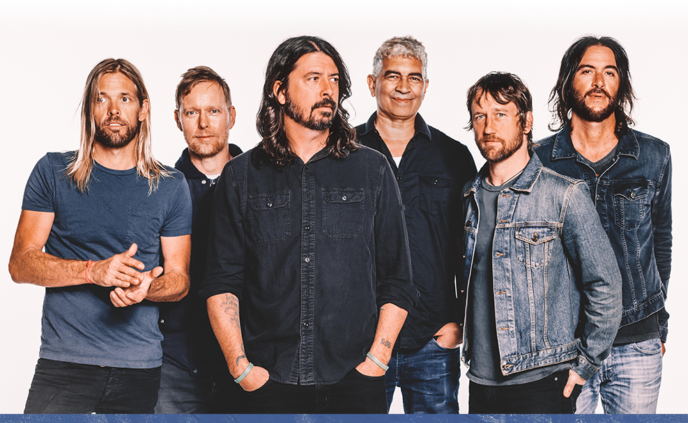 Foo Fighters and Queens of Stone Age