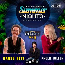 PAULA TOLLER E NANDO REIS