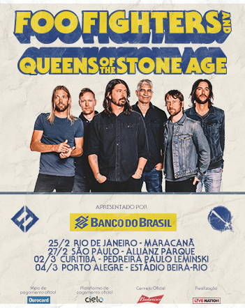Foo Fighters & Queens of the Stone Age
