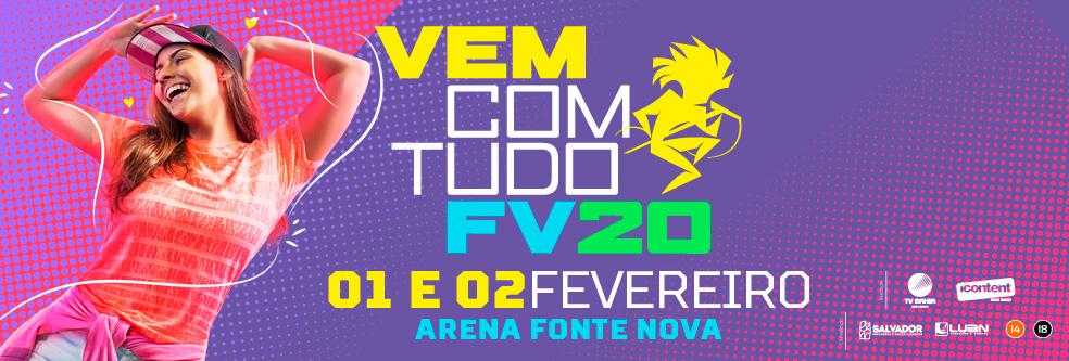 Festival de Verão de Salvador 2020
